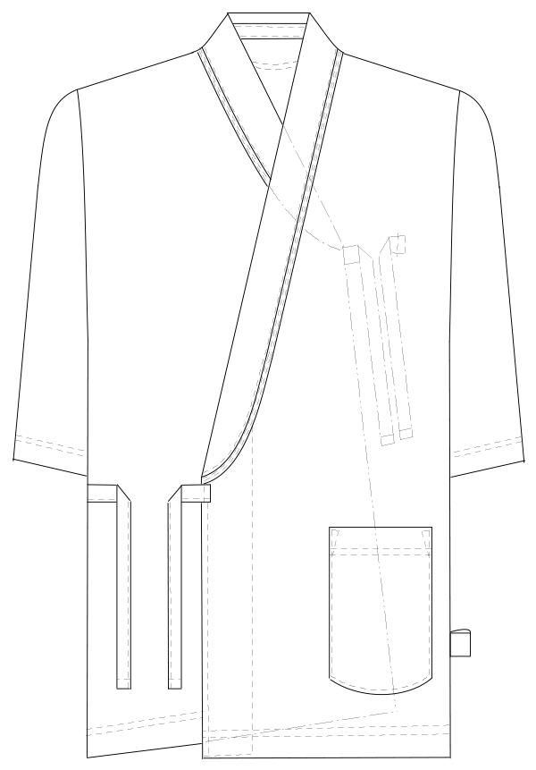 LK-1431 フロントスタイルイラスト