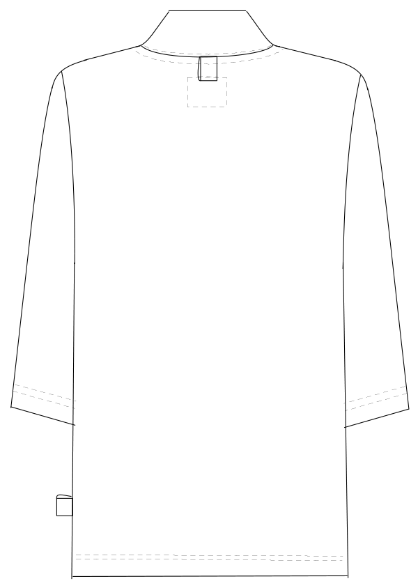 LK-1436 バックスタイルイラスト