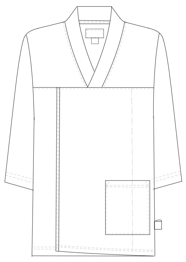 LK-1436 フロントスタイルイラスト