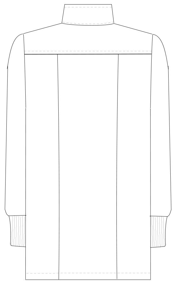 LK-2860 バックスタイルイラスト
