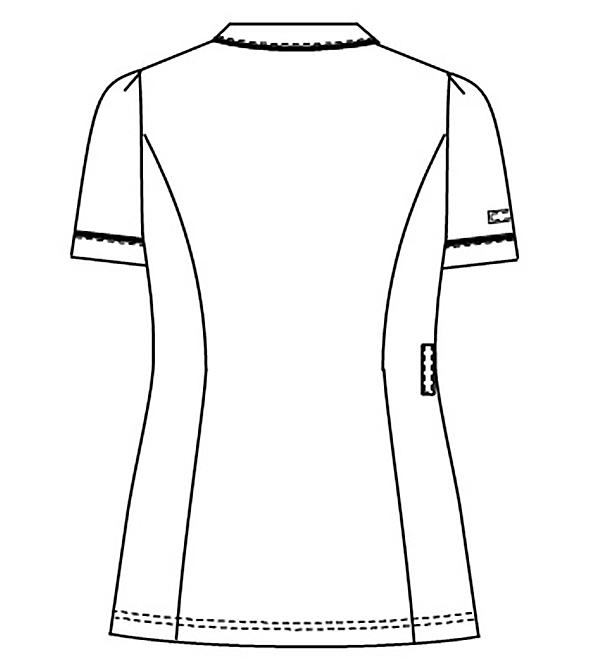 LX-3642 バックスタイルイラスト