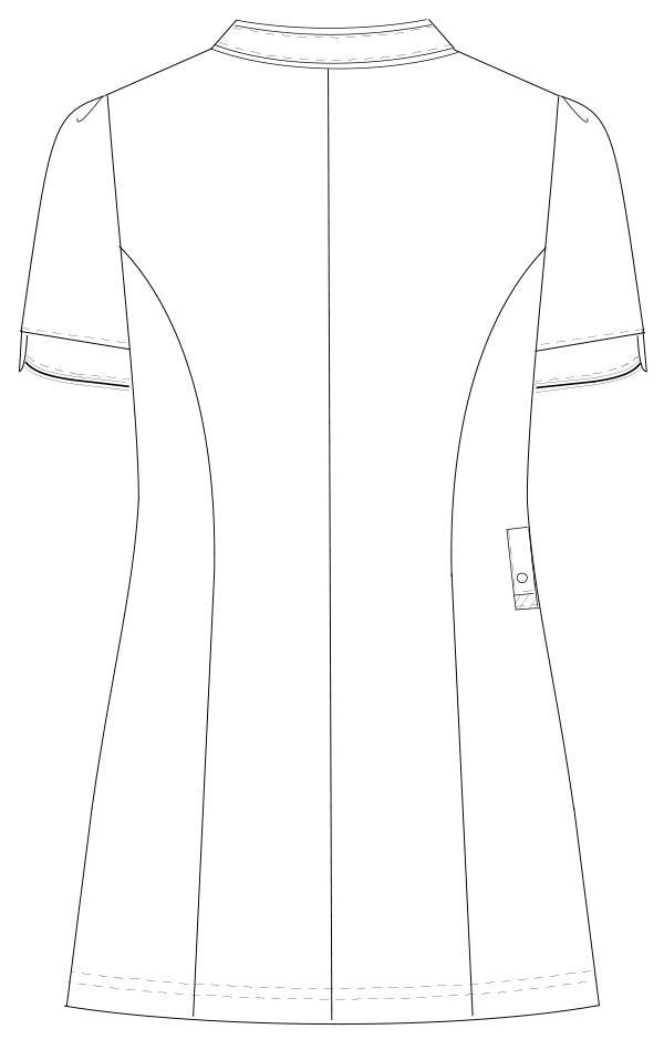 LX-3722 バックスタイルイラスト