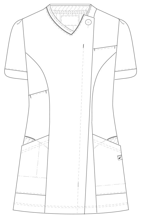 LX-3722 フロントスタイルイラスト