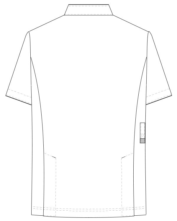 LX-3737 バックスタイルイラスト