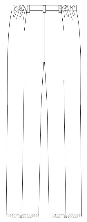 LX-4003 バックスタイルイラスト