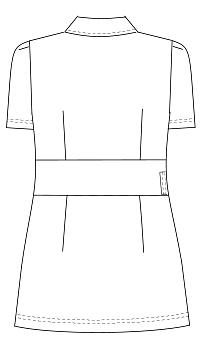 LX-4012 バックスタイルイラスト