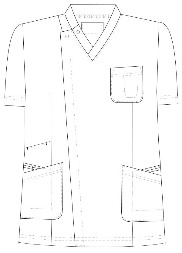 LX-4057 フロントスタイルイラスト