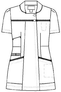 LX-4062 フロントスタイルイラスト