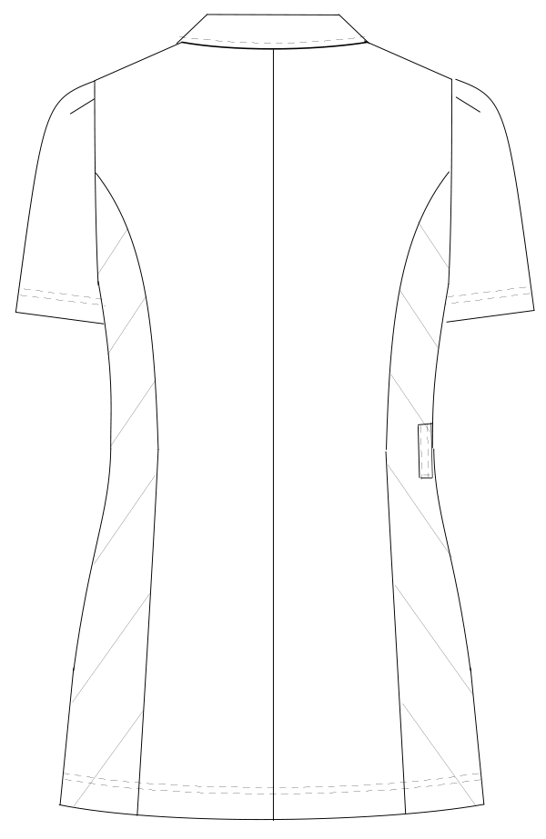 LX-4072 バックスタイルイラスト