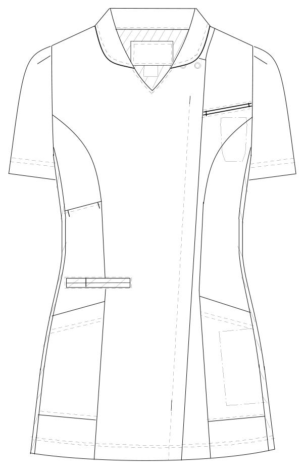 LX-4072 フロントスタイルイラスト