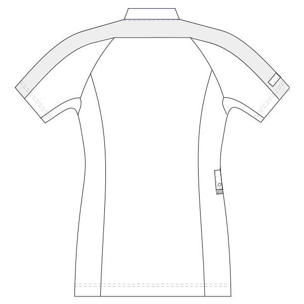 LX-4077 バックスタイルイラスト
