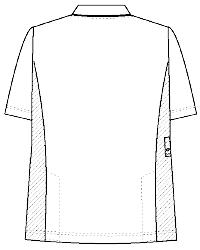 LX-4087 バックスタイルイラスト