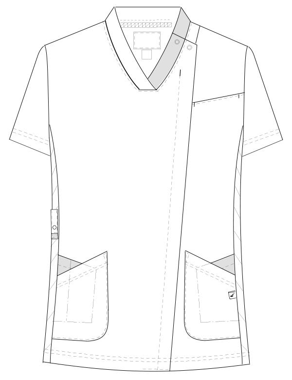 LX-4092 フロントスタイルイラスト