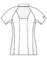 LX-5372 バックスタイルイラスト