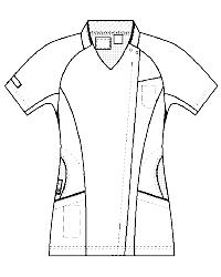 LX-5372 フロントスタイルイラスト