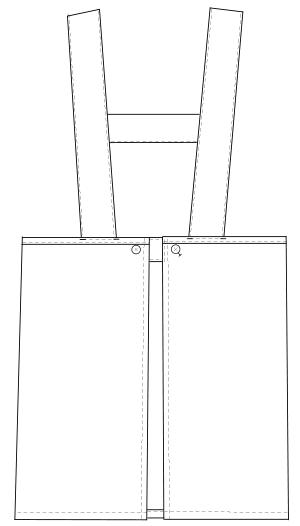 MFE-5800 バックスタイルイラスト