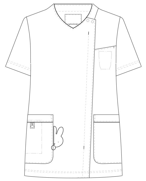 MFF-5837 フロントスタイルイラスト