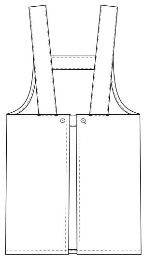 MFS-5850 バックスタイルイラスト