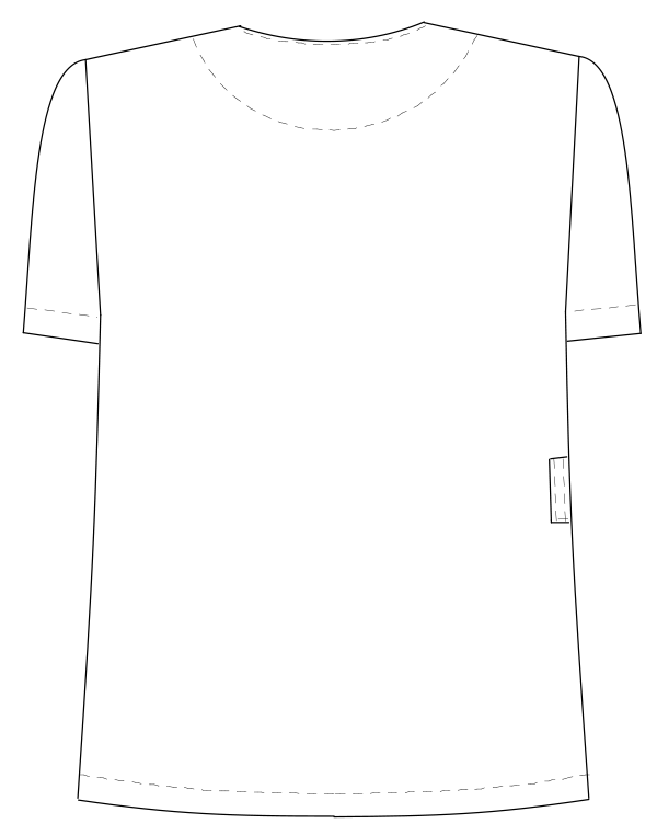 MFS-5852 バックスタイルイラスト