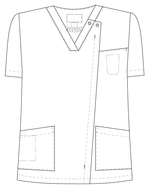 MFS-5852 フロントスタイルイラスト