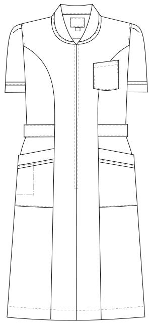 MI-4637 フロントスタイルイラスト