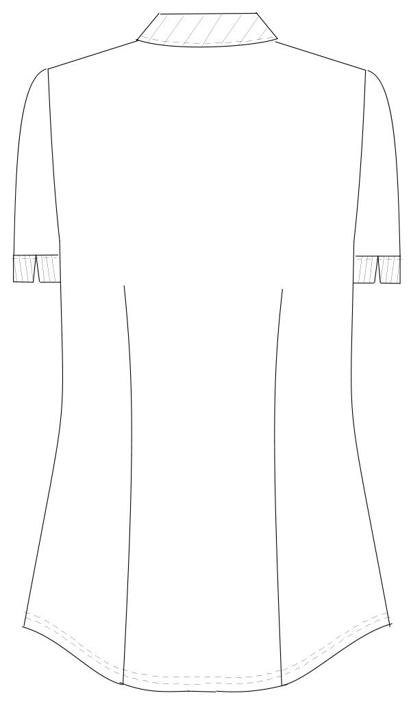 MK-1622 バックスタイルイラスト