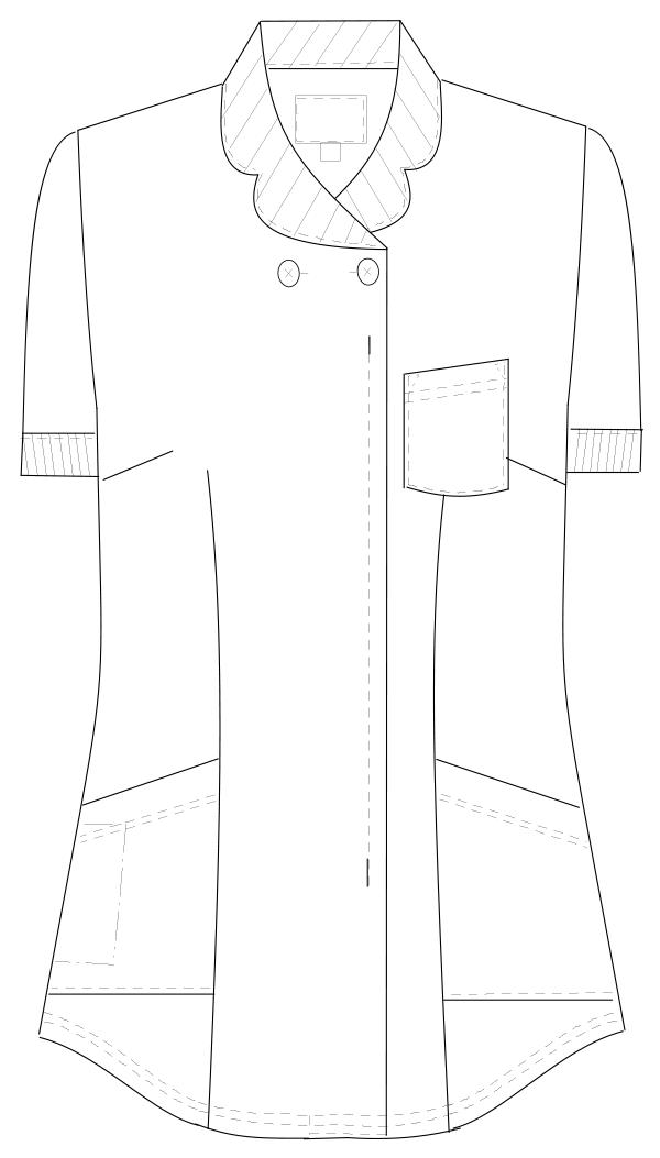 MK-1622 フロントスタイルイラスト