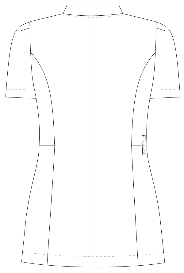 ML-1122 バックスタイルイラスト