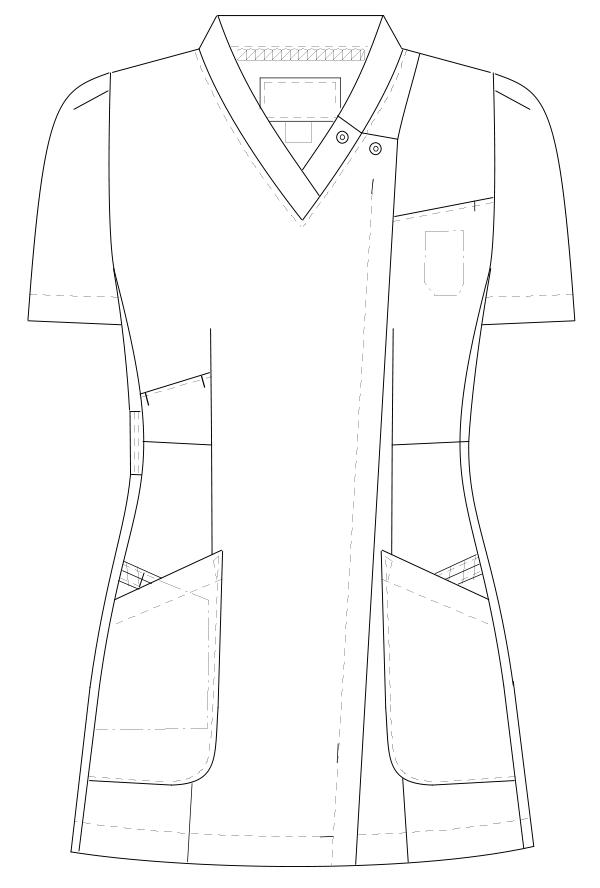 ML-1122 フロントスタイルイラスト