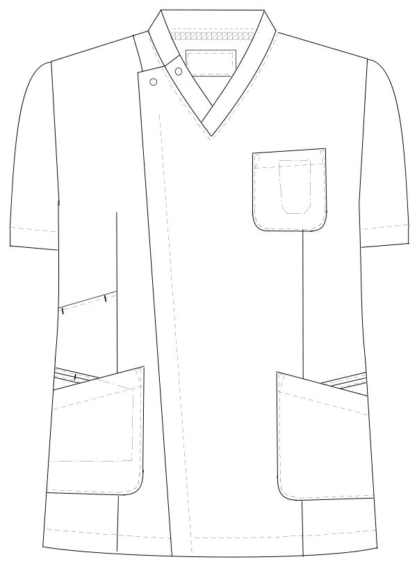 ML-1132 フロントスタイルイラスト