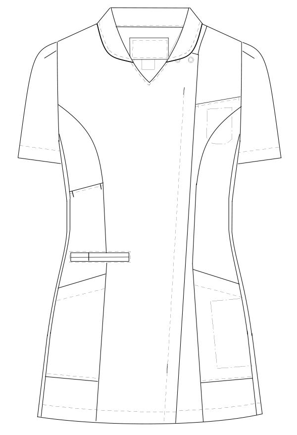 ML-1142 フロントスタイルイラスト