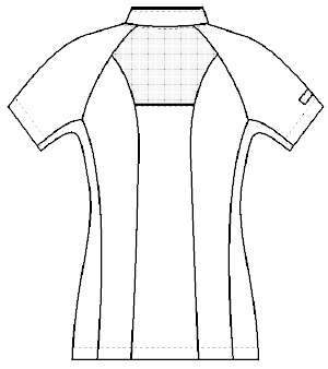 ML-5362 バックスタイルイラスト
