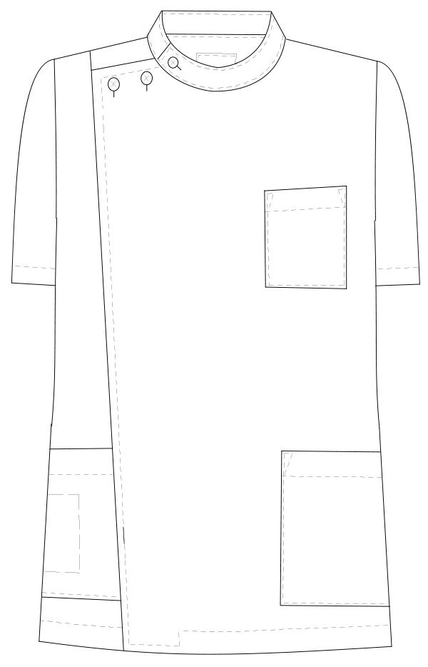 MT-2257 フロントスタイルイラスト