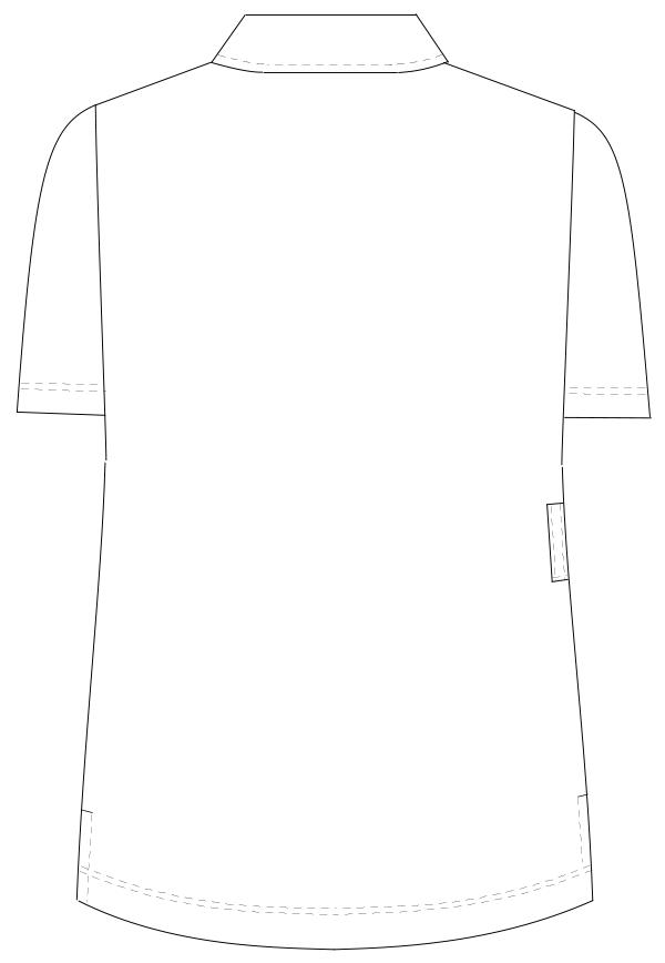 HCS-2438 バックスタイルイラスト