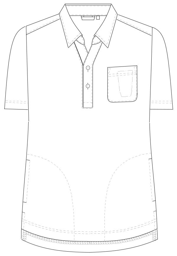 HCS-2438 フロントスタイルイラスト