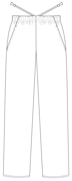 NJ-5203 フロントスタイルイラスト