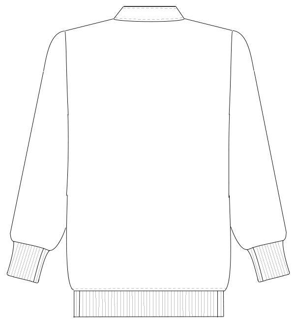 NJ-5230 バックスタイルイラスト