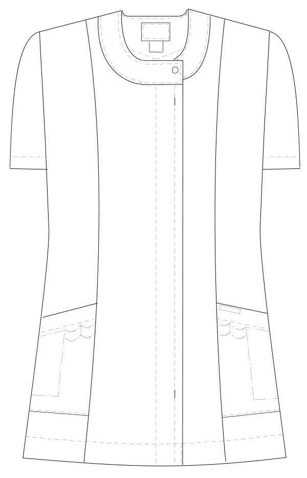 NR-8657 フロントスタイルイラスト