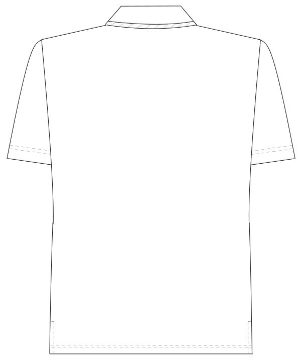 NX-2922 バックスタイルイラスト