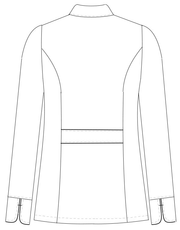 NX-6041 バックスタイルイラスト