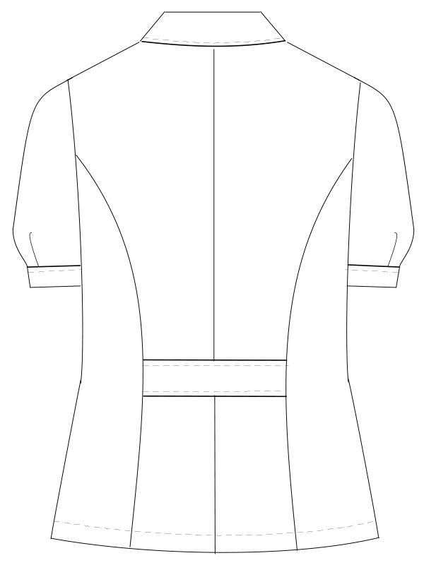 NX-6922 バックスタイルイラスト