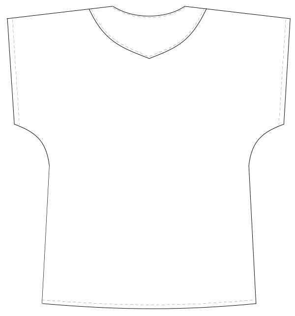 OR-8202 バックスタイルイラスト