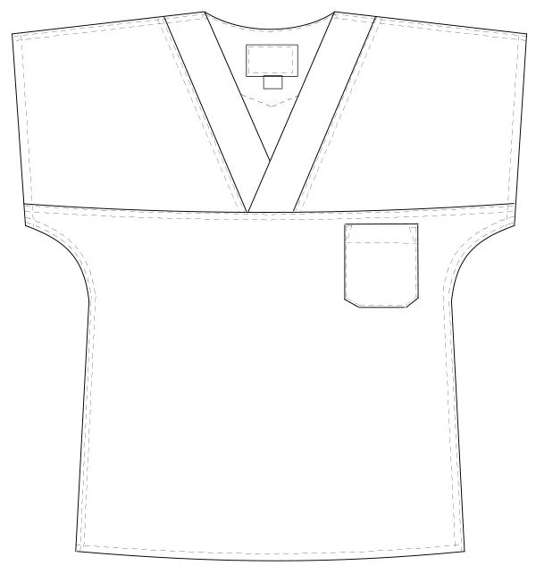 OR-8202 フロントスタイルイラスト