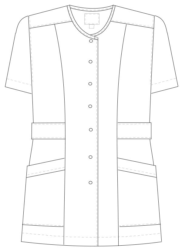 OR-8402 フロントスタイルイラスト