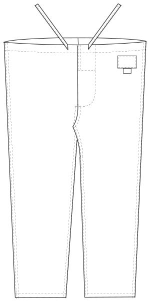 PD-3493 フロントスタイルイラスト