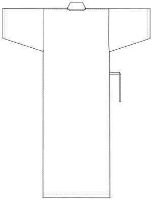 PG-1400 バックスタイルイラスト