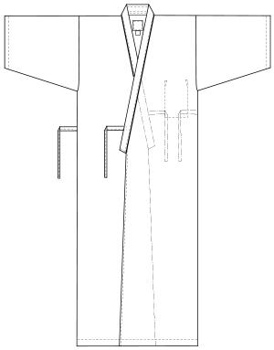 PG-1400 フロントスタイルイラスト