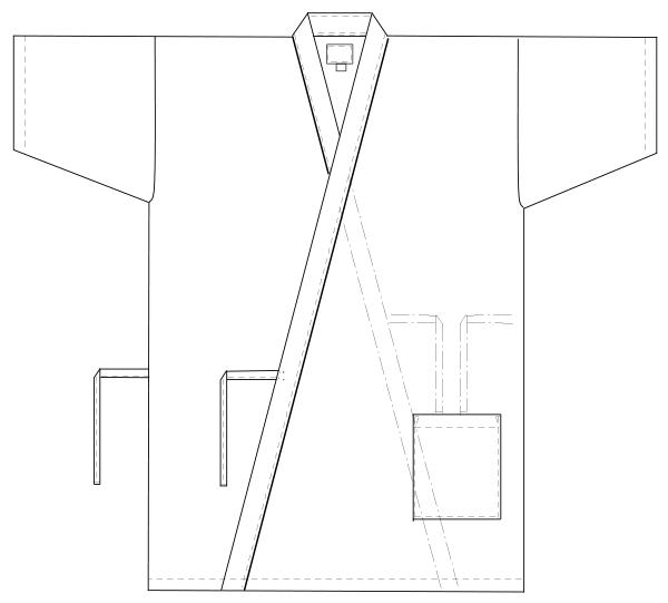 PG-1411 フロントスタイルイラスト