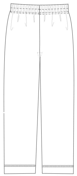 PK-1423 バックスタイルイラスト