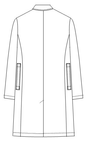 PP-3300 バックスタイルイラスト